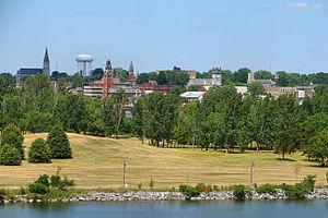 Belleville, Ontario - Belleville skyline