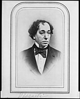 Henry Lenthall: Benjamin Disraeli