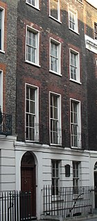 Grade I listed historic house museum in City of Westminster, United Kingdom