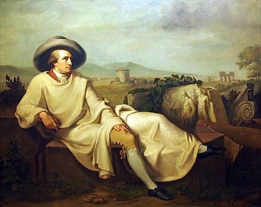 Bennert Goethe i d Campagna di Roma@Goethe-Museum Frankfurt a.M.20170819