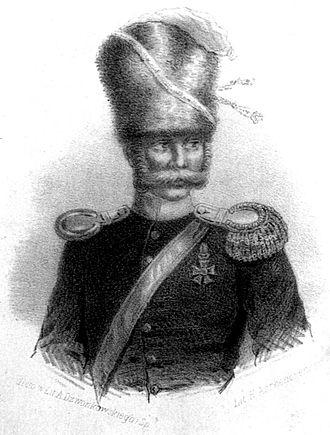 Berek Joselewicz - Lithograph (publ. in 1904)