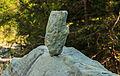 Bergtocht van Homene Dessus naar Vens in Valle d'Aosta. Docoratief steenmannetje 03.jpg