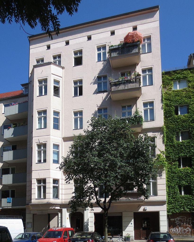 file berlin schoeneberg kulmer strasse 28 wikimedia commons. Black Bedroom Furniture Sets. Home Design Ideas