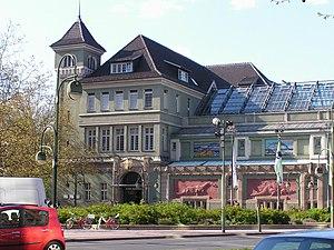 The aquarium of Berlin near the Zoological Gar...