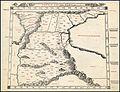 Bernadus Sylvanus. Tertia Asiae Tabula. (The Caucuses & Armenia). Venice 1511.jpg