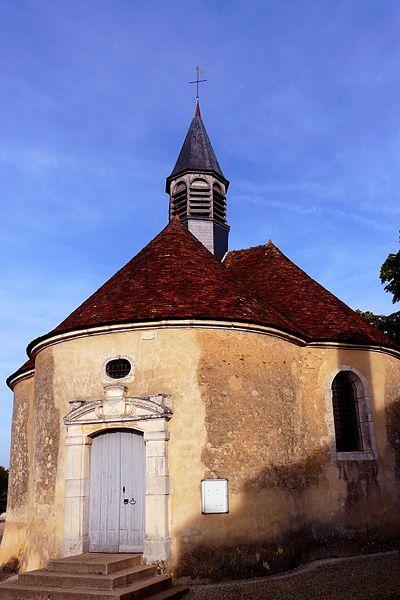 Église de Bernouil (Classé)