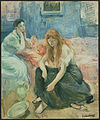 Berthe Morisot - Two Girls - Google Art Project.jpg