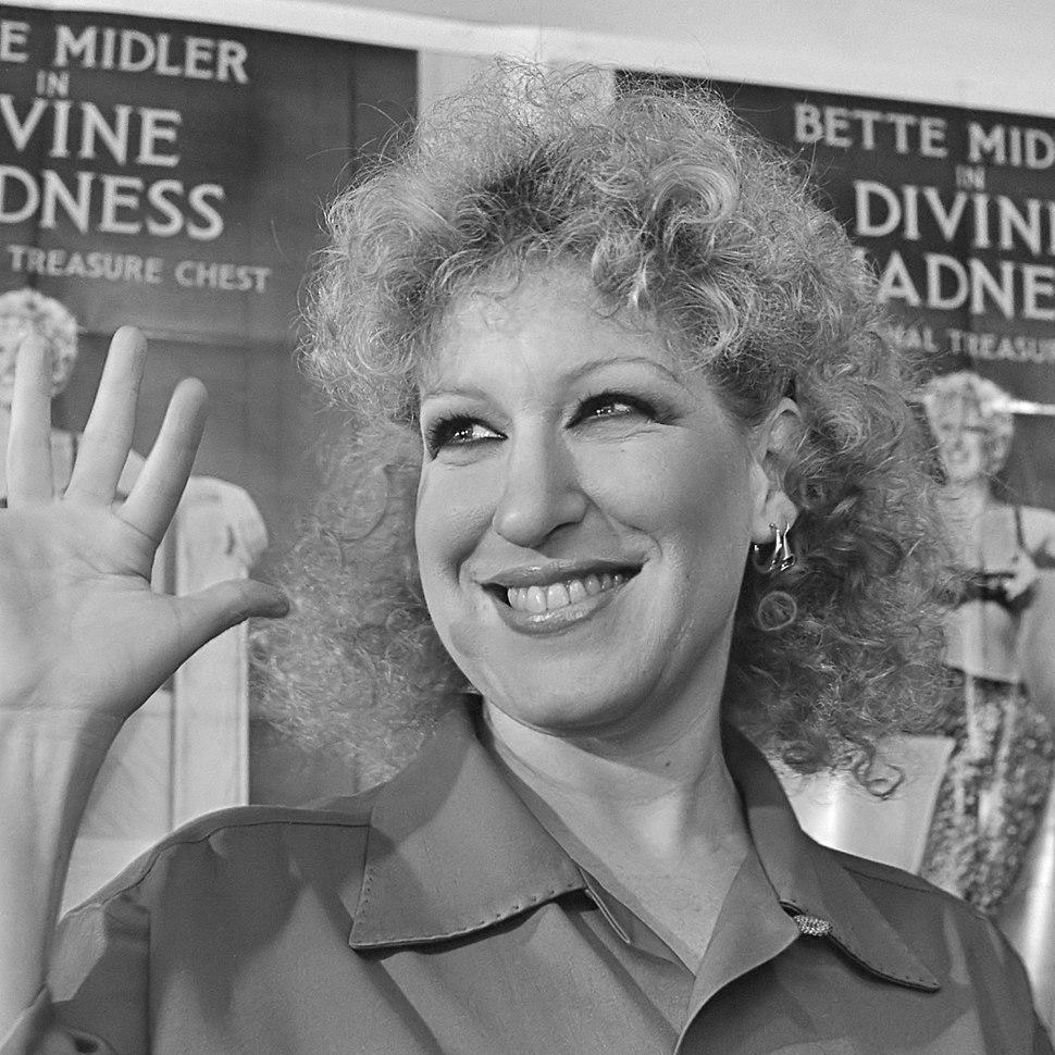 Bette Midler (1981)
