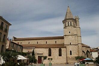 Béziers - Église de la Madeleine