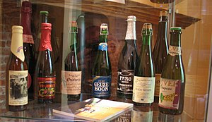 Lambic - Bottled lambic beers