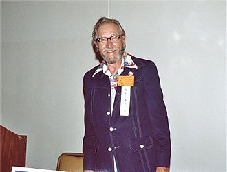 Bill Woggon - Bill Woggon at the 1982 San Diego Comic Con.