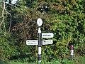 Birdham Signpost - geograph.org.uk - 603397.jpg