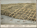 Birds eye view of Houghton, L.S., Michigan, 1872 (2675796710).jpg