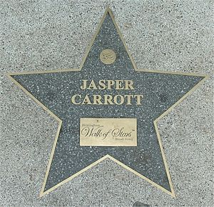 Jasper Carrott - Birmingham Walk of Stars