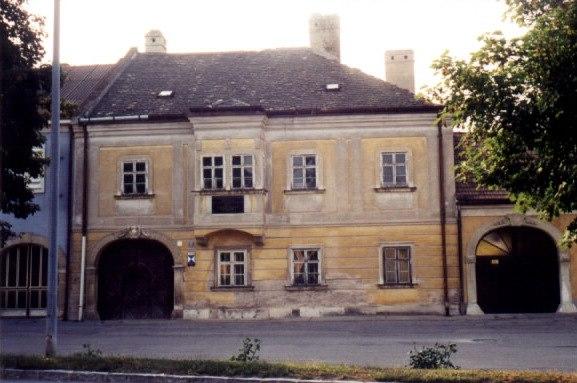 Birthplace of Joseph Joachim (Kittsee)
