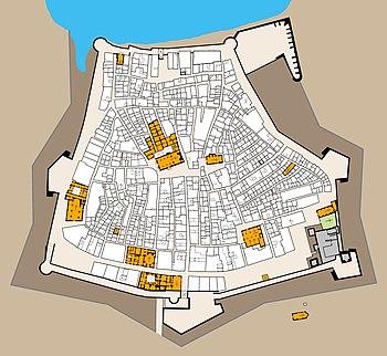 Cartina Puglia Molfetta.Bisceglie Wikipedia
