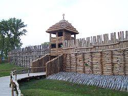 Najstarsza osada w Polsce