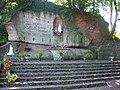 Bisten-en-Lorraine - grotte de Lourdes.JPG