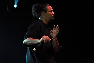 Midwest hip hop - Image: Bizzybone(by Scott Dudelson)