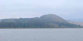 Morro Bay State Park - Black Hill in the park.