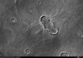Black and white nadir view of Hesperia Planum ESA234733.tiff