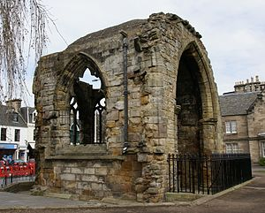 Blackfriars, St Andrews - Remains of the friary