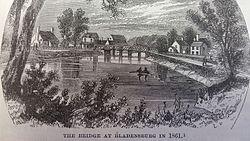 Bladensburg em 1861 [1]