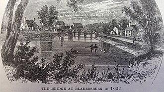 Bladensburg, Maryland - Image: Bladensburg