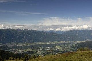 Lurnfeld Place in Carinthia, Austria