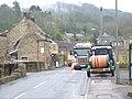 Blocked drains at Two Dales - geograph.org.uk - 1637691.jpg
