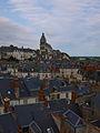 Blois Cathédrale Saint Louis surplombant la ville.jpg