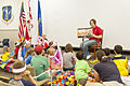 Blue Star Families bring books on bases to Joint Base Andrews 130907-Z-RK459-005.jpg