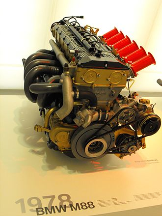BMW M88 - Image: Bmw m 88