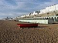 Boat and Beach Huts - geograph.org.uk - 1117597.jpg