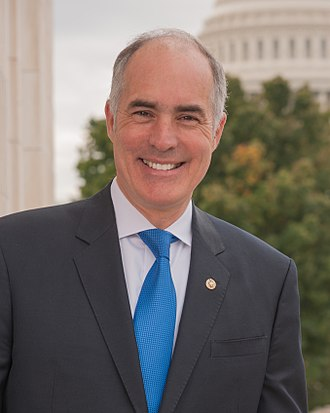 2018 United States Senate election in Pennsylvania - Image: Bob Casey Jr. official photo