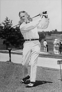 Bobby Jones (golfer) American amateur golfer and lawyer