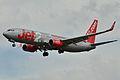 Boeing 737-800 Jet2.com (EXS) G-GDFC - MSN 28375 85 - Named Jet2Cyprus (10297508093).jpg