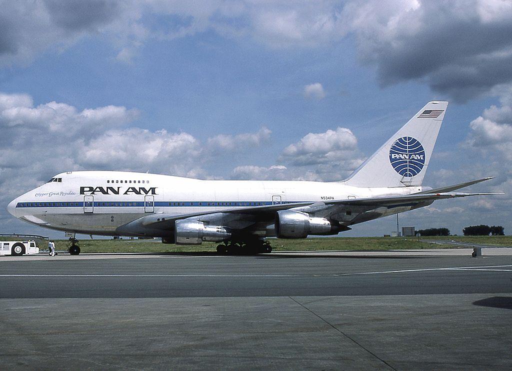 File Boeing 747sp 21 Pan American World Airways Pan Am