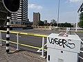 Boerengatbrug - Rotterdam - closed boom gates.jpg