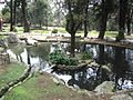 Bogotá Parque del Chicó lago.JPG