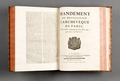 """Boken """"Mandement de monseigneur l'archevêque de Paris - Skoklosters slott - 86178.tif"""