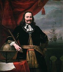 Bol, Michiel de Ruyter