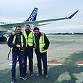 Bombardier CS100 at Brussels Airport (25009655144).jpg