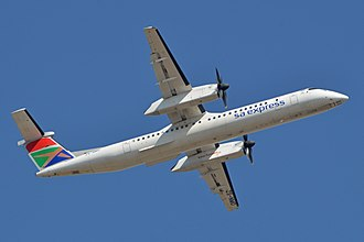 South African Express - SA Express Bombardier Dash 8 Q400