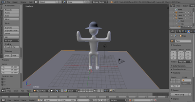 Blender 3D: Noob to Pro/Bones - Wikibooks, open books for an