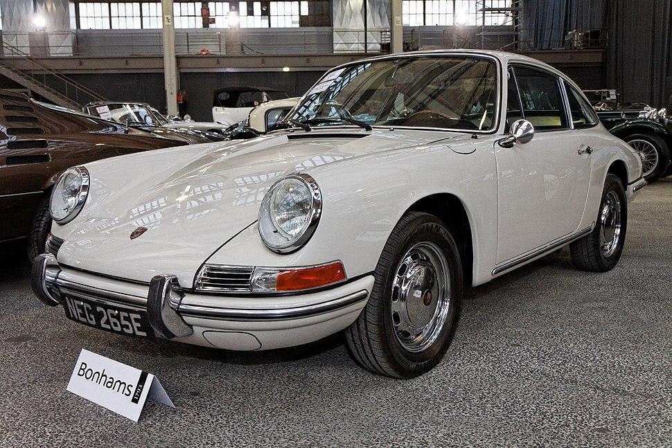 Bonhams - The Paris Sale 2012 - Porsche 912 'SWB' Coupé - 1967 - 014