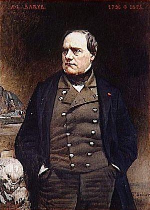 Barye, Antoine-Louis (1796-1875)