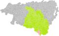 Borce (Pyrénées-Atlantiques) dans son Arrondissement.png