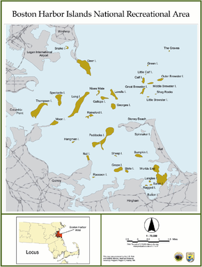 Boston Harbor Islands National Recreation Area Wikipedia