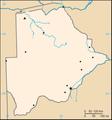 Botswana map notext.png